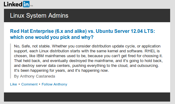 SUNScholar/DSpace/Why Ubuntu Server - Libopedia